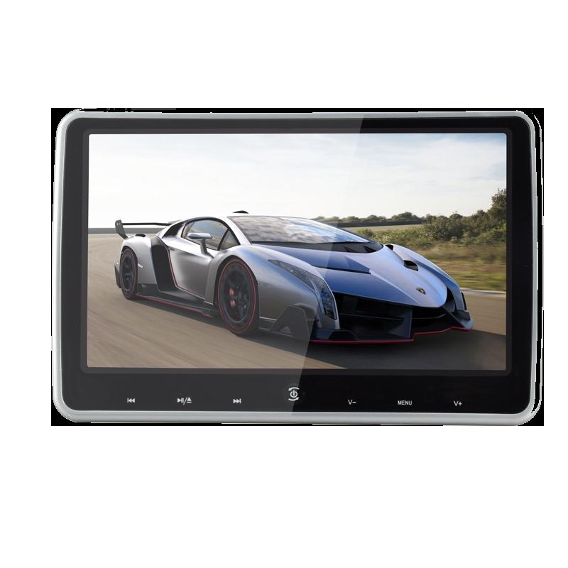 จอภาพมอนิเตอร์จอ LCD HD Digitl MP5 ใหม่ 10