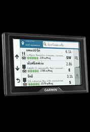 อุปกรณ์นำทาง GPS ติดรถยนต์รุ่น Garmin Drive 51
