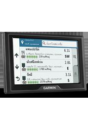 อุปกรณ์นำทาง GPS ติดรถยนต์ รุ่น Garmin Drive51