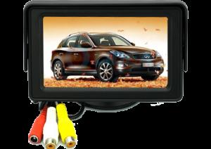 CAR PC จอติดรถยนต์ MONITOR 4.3 INCH 1