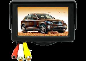 CAR PC จอติดรถยนต์ MONITOR 4.3 INCH