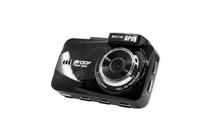 PF800 อีกระดับของกล้องติดรถ หน้า-หลัง
