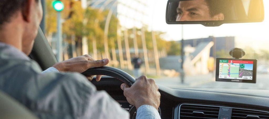 GPS ติดรถยนต์ รุ่น DRIVE 51 - BLACK