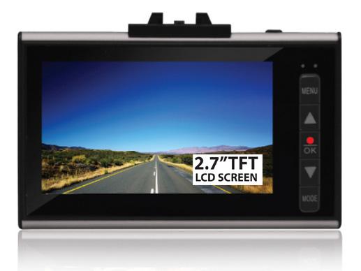 กล้องติดหน้ารถ Worldtech WT-DVR1000H