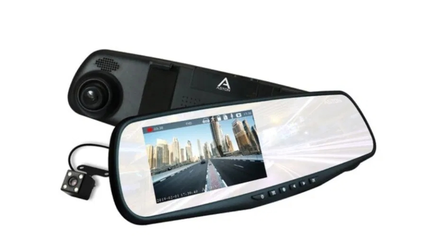 กล้องหน้ารถ  Aston Super Clear Pro Car camcorder