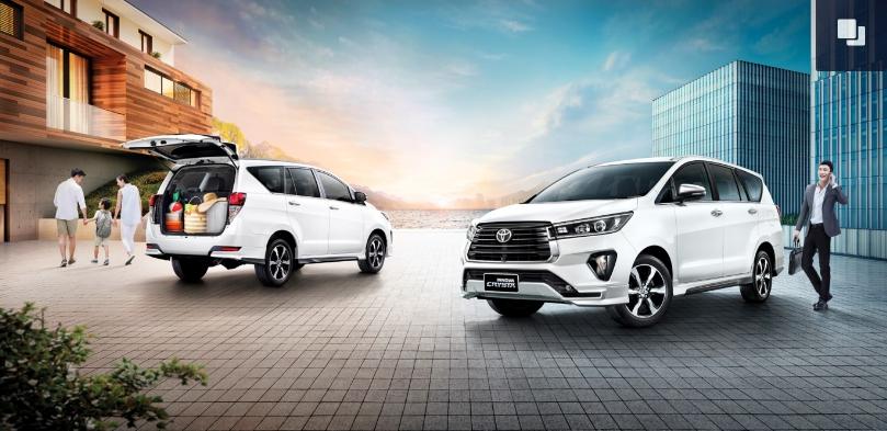 เปิดตัว Toyota Innova ไมเนอร์เชนจ์ ดีไซน์ใหม่ เพิ่มจอ 9 นิ้ว และกล้องมองรอบคัน
