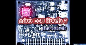 กล่อง ECU คืออะไร รักษาอย่างไร