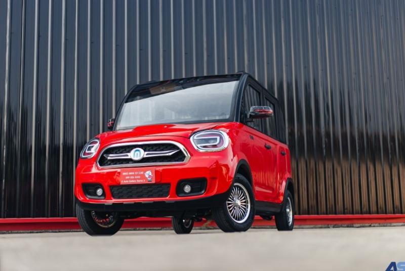 รีวิว รถยนต์พลังงานไฟฟ้า iMIO M2 ความคุ้มค่าในราคาที่เข้าถึงง่าย เพียง 279,000 บาท (จดทะเบียนได้)